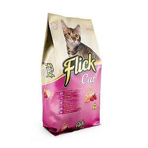 Ração Flick Cat Mix 1kg com 6pct