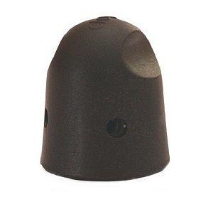 Válvula Panela de Pressão Capa Preta Clock c/10