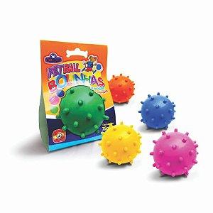 Blister Petball Bola Maciça Cravo Aromatizada 75mm