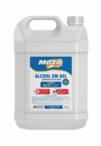 Alcool Gel 70% 5lts Maza