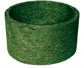 Vaso Fibra Coco N.5 30cmx15cm Verde