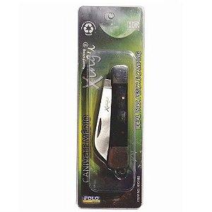 Canivete Cb Madeira Médio (xv3180) Xingu