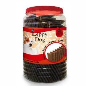 Bifinho Pote Barra Carne 2,1kg (38) Lippy Dog