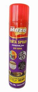 Tinta Spray Luminoso 250g Vermelho Maza