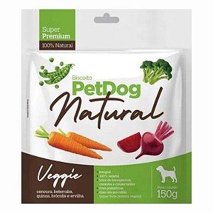 Biscoito Pet Dog Veggie 150g