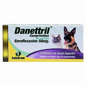 Danettril 50g Cx C/10 Comprimidos
