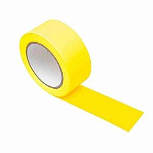 Fita Demarcação Solo Amarela 48mmx14m Scopo