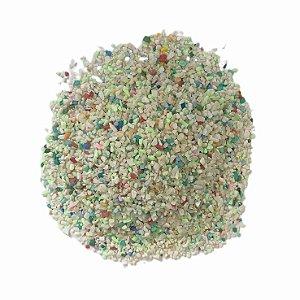 Areia Aquário 800g Multicolor