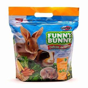 Ração Funny Delícias da Horta 1,8kg