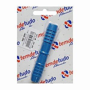 """Uniao Interna 1/2"""" Azul (encartelado)"""