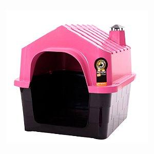 Casa Cachorro New Durahouse N.03 Rosa Durapets