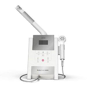 Novo Beauty Steam Maxx Vapor de Ozônio com Fototerapia - HTM