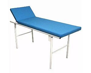 Maca Reclinável Para Massagem - Fixa Capri Metálica