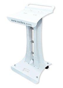Rack Para Toda Linha de Aparelhos CECBRA. Com um design moderno e com altíssima resistência!