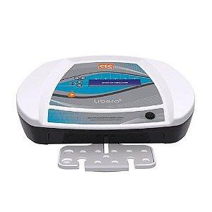Libera Cecbra - Aparelho De Peeling De Diamante, Extrator Facial E Vacuoterapia Com 09 Ponteiras - Microdermoabrasão + Kit Pro
