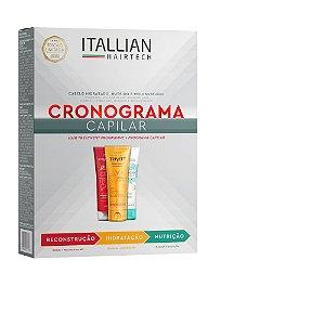 KIT DE CRONOGRAMA CAPILAR ITALLIAN HAIRTECH
