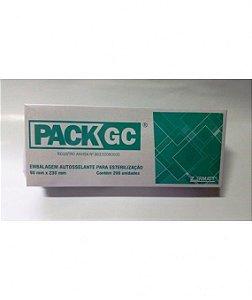 Envelope Para Autoclave Pacgc 90 Mmx 230 Mm - 200Un