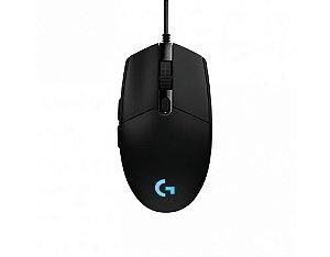 Mouse Ótico Gamer Logitech G203