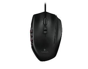 Mouse Gamer Logitech G600 MMO