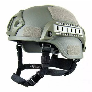 Capacete Tático Mich 2000 Airsoft
