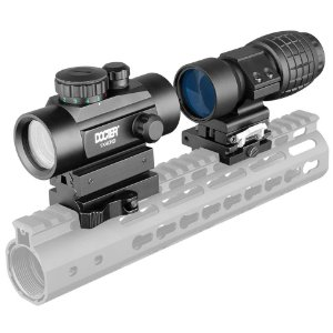 Red Dot Docter 1x40 + Monóculo x3