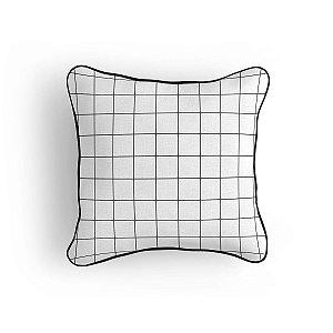 Almofada 40x40 Grid