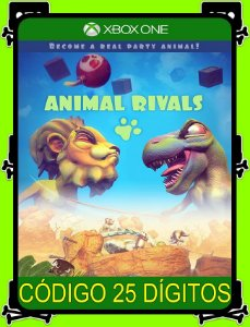 Animal Rivals Xbox One - 25 Dígitos