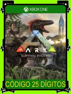 Ark Survival Evolved Xbox One - 25 Dígitos