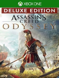 Assassins Creed Odyssey Deluxe Edition Xbox One - 25 Dígitos