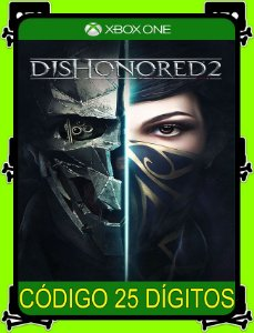 Dishonored 2 - Xbox One 25 Dígitos