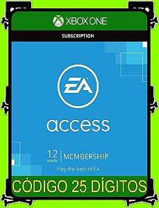 EA Access 12 Meses