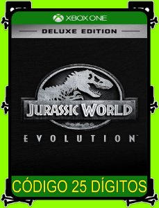 Jurassic World Evolution, Deluxe Edition