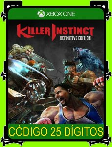 Killer Instinct, Definitive Edition