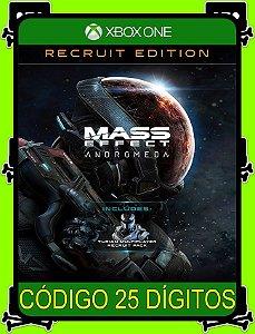 Mass Effect Andromeda, Edição de Recruta