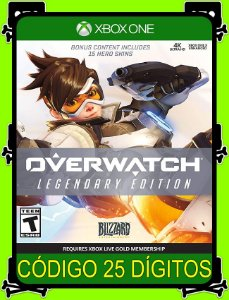 Overwatch, Legendary Edition