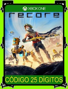 Recore Xbox One - 25 Dígitos