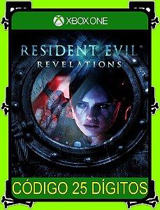Resident Evil, Revelations
