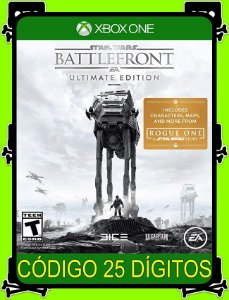 Star Wars, Battlefront Ultimate