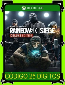 Tom Clancy's Rainbow Six Siege, Deluxe