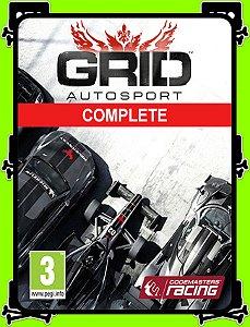 GRID Autosport, Complete