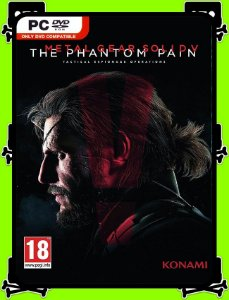 Metal Gear Solid V, The Phantom Pain