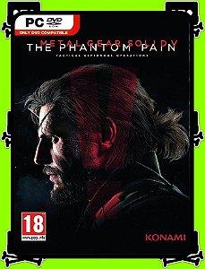 Metal Gear Solid V, The Phantom Pain