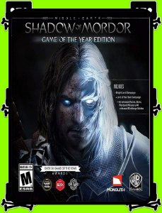 Middle-earth Shadow of Mordor GOTY