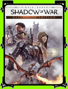 Middle-earth, Shadow of War Edição Definitiva