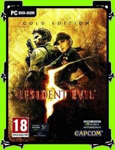 Resident Evil 5, Gold Edition
