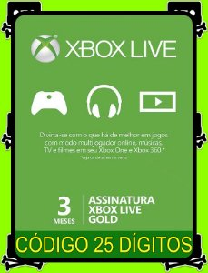 Live Gold, 3 Meses