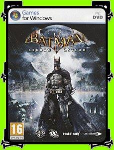 Batman Arkham Asylum, Goty