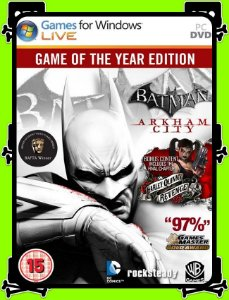 Batman Arkhan, City Goty