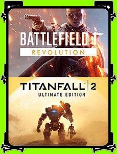 Battlefield 1 + Titanfall 2