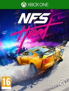 Need For Speed Heat Xbox One - 25 Dígitos